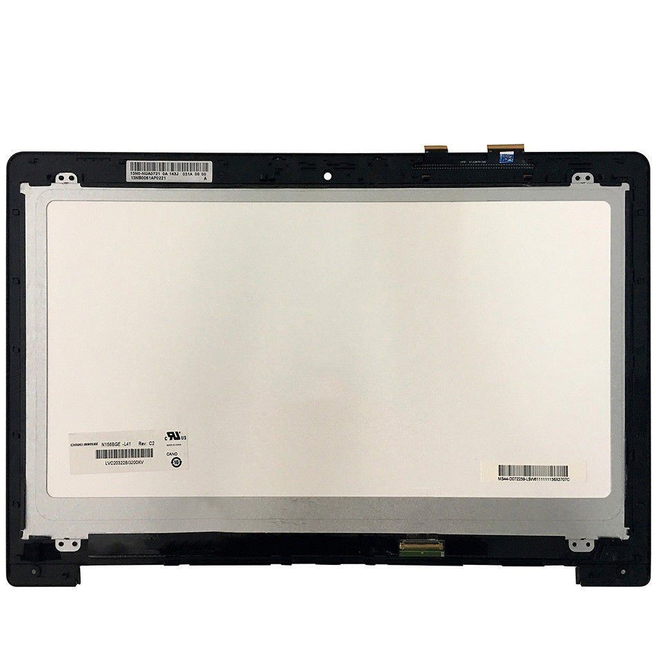 все цены на JIANGLUN For Asus Vivobook S500 S500C S500CA LCD Touch Screen Display Complete Assembly онлайн