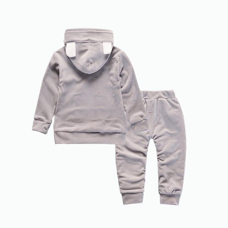 мода для мальчиков детский комплект одежды