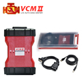 2017 Newly V98 VCM II 2 in 1 IDS Diagnosis tool For Fd / Mazda VCM 2 VCM2 OBD2 Scanner Single Green PCB with plastic Suitcase