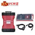 2017 Recém V98 2 em 1 ferramenta de Diagnóstico IDS VCM II Para Fd/Mazda VCM 2 VCM2 OBD2 Scanner Verde Único PCB com Mala de plástico