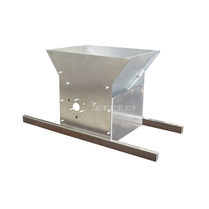 Hand operate Manual Grape Crusher Stainless Steel Body Juice Grape Press Machine 50kg/hour Red Wine Brewing Accessories Tool