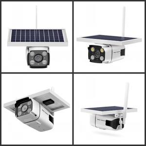 Image 3 - DHL משלוח אלחוטי GSM 4G SIM כרטיס שמש מופעל IP מצלמה מובנה סוללה HD 1080P עמיד למים חיצוני אבטחה CCTV מצלמה YN88