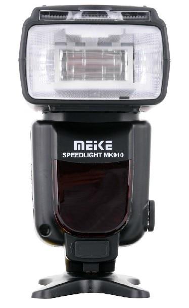 все цены на MK910 i-TTL Flash Speedlite Light 1/8000s For Nikon d90 d600 d800 D4 D610 D7100 SB-910 camera онлайн