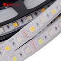 5m 60led/M 300 SMD 5050 Mixed Color RGBW RGB + (Warm/Cold White) RGBWW RGBCW LED Strip Waterproof in tube IP67 5pin DC12V