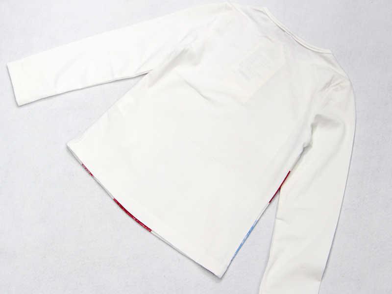 ארוך שרוול חולצה לנערים ילדי Teen חולצות 2-10 שנים בגיל ההתבגרות פעוט ילד Tshirts יום הולדת חולצת טי טי חולצה enfant Garcon