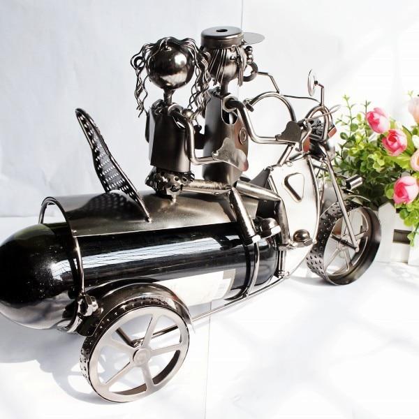 Yeni Eğlenceli Şarap Sahipleri Şarap Rafı Şişe Rafı Şarap - Mutfak, Yemek ve Bar - Fotoğraf 5