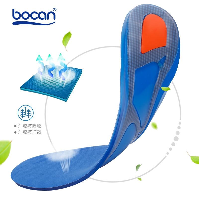 Bocan 2015 silikon jel tabanlık spor ped hava yastığı koşu - Ayakkabı Aksesuarları - Fotoğraf 4