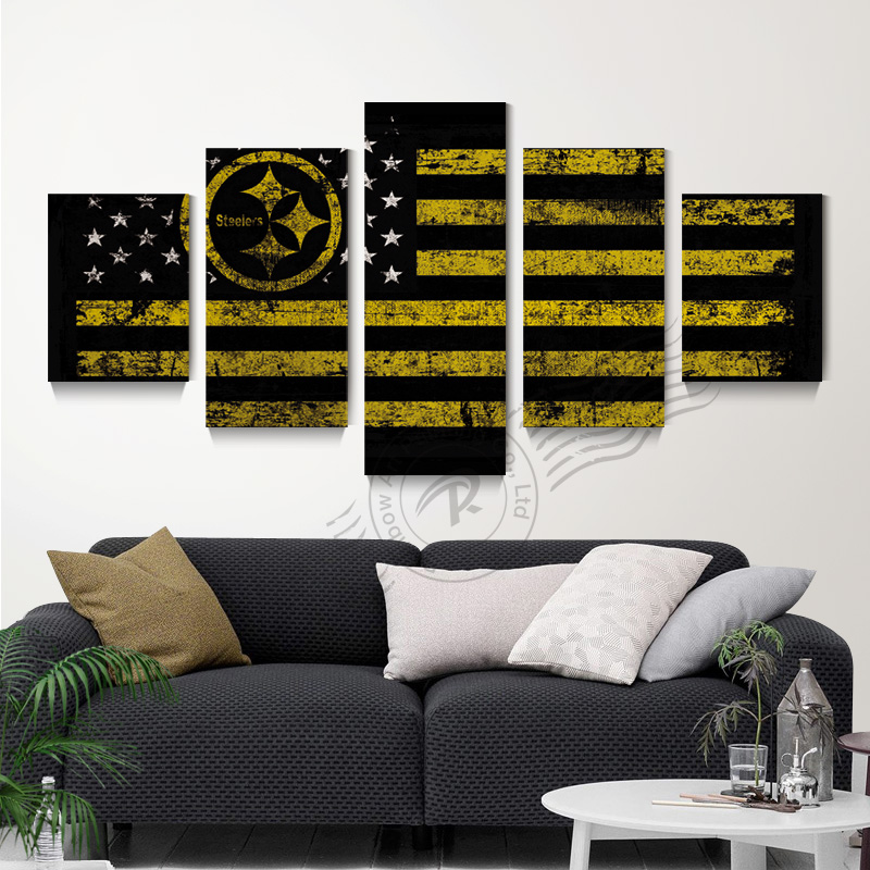 Steelers Wall Art steelers posters promotion-shop for promotional steelers posters
