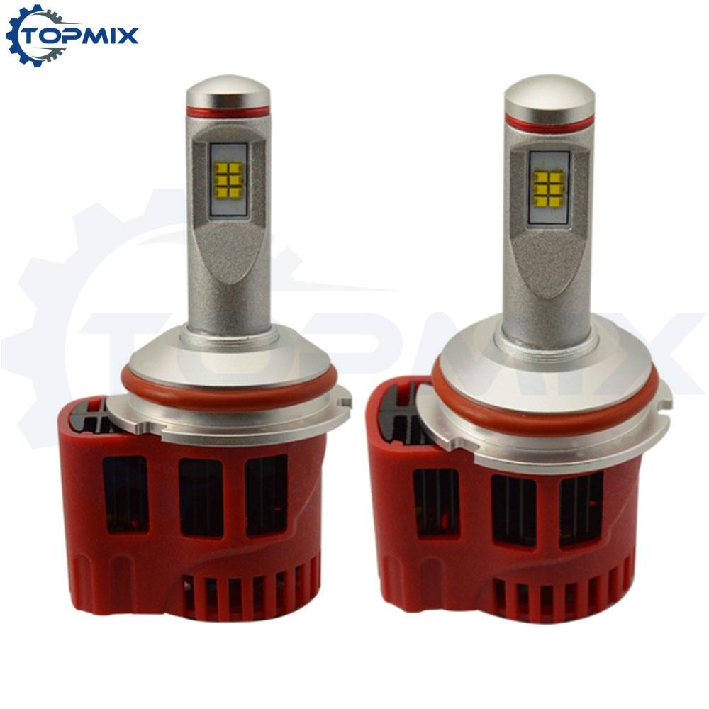 2x 9007 HB5 9004 HB1 90W/Set 9000LM/Set Hi Low Beam Canbus LED Car Fog DRL Driving Headlight Conversion Kit 5000K/6000K we hi capa 5 1 type k в санкт петербурге