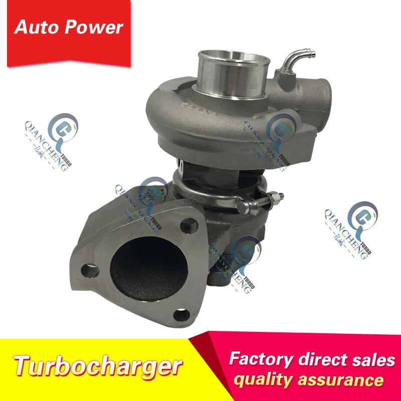 Refroidi à l'huile TD04 49177-01510 49177-01511 Pour Mitsubishi Pajero Delica L200 L300 4WD Shogun 88-4D56 4D56T 2.5L Turbo Chargeur