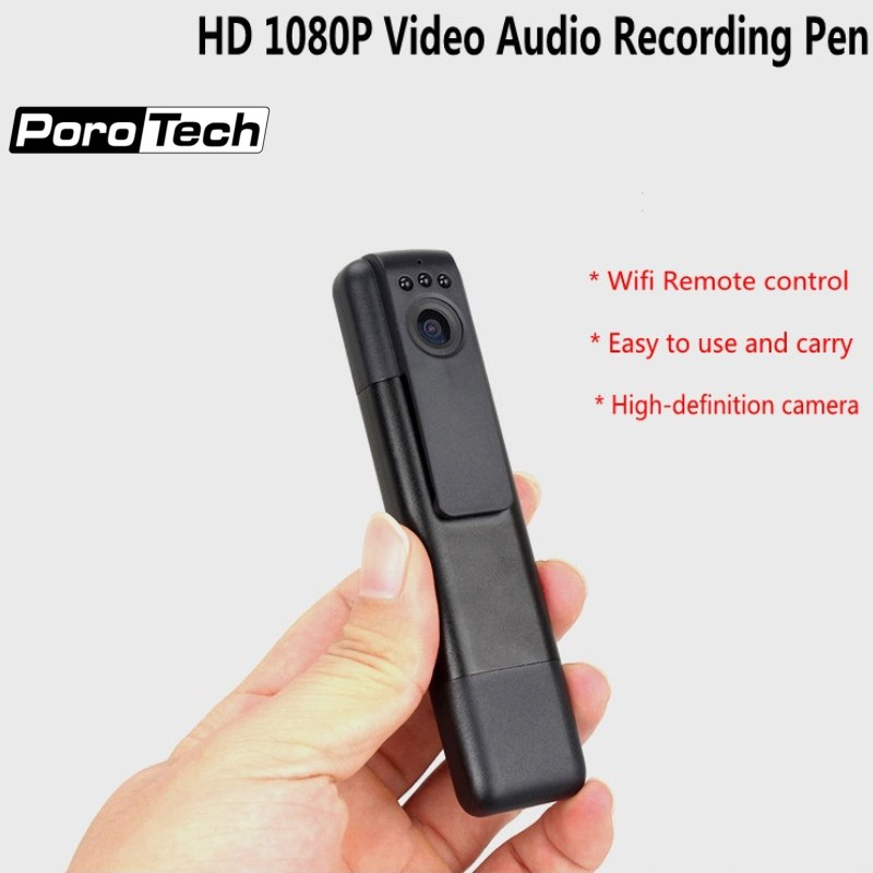 C11S Wireless WIFI Micro Camera 1080P HD Digital Video Voice Recorder Portable Recording Pen IR Night Vision Mini DV DVR Camera invisible night version wifi ip mini camera wireless 1080p for video recording support remote control portable recorder pk q7