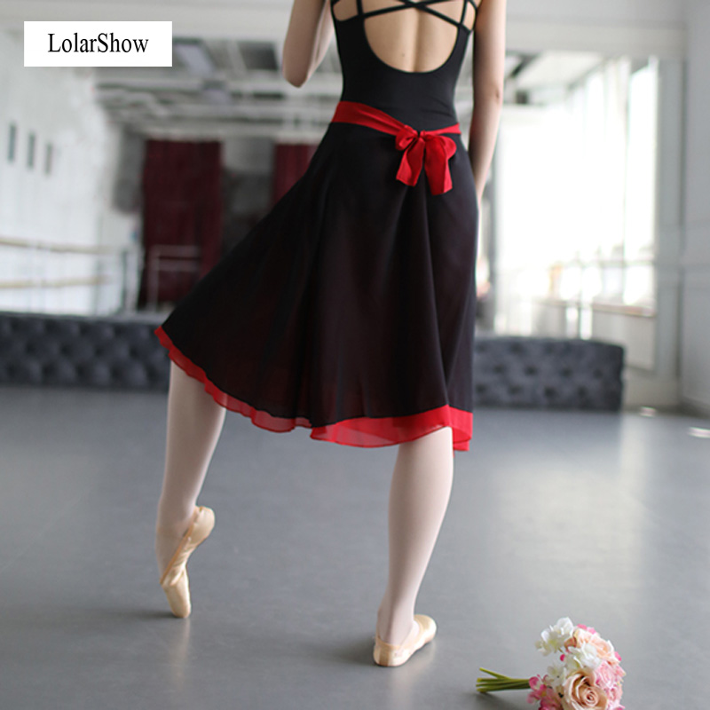 Ballet Performance Skirts Ballet Lyrical Dress Sexy Women Dancewear Party Costumes Hot Ballet Leotard Dance Dress