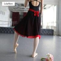 Ballet Performance Skirts Ballet Lyrical Dress Sexy Women Dancewear Party Costumes Hot Ballet Leotard Dance Dress