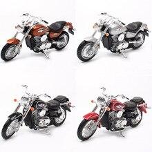 1:18 בקנה מידה קטן welly 2002 קוואסאקי VN ולקן 1500 STREAK הממוצע קלאסי אופנוע קרוזר אופנוע דגם Diecast צעצוע לילד של