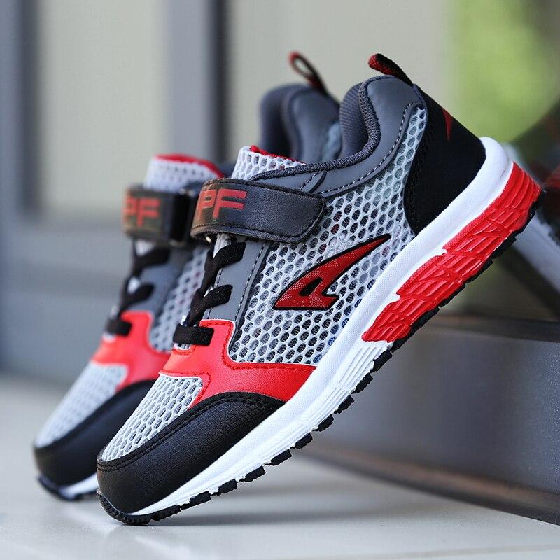 6e7392eddc6 2018 Καλοκαίρι Νέο στυλ Air Mesh Παιδιά Τρέξιμο Παπούτσια ...