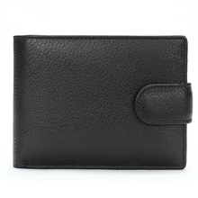 New Arrivals Genuine Leather Man Wallets Large Capacity Multi-Card Bit Card Wallet Cross-Section Soft Style Men Zipper Purses