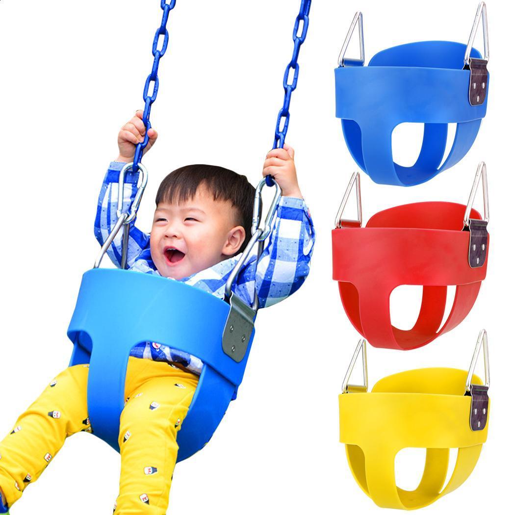 Playground Ancheer Fashion Swing Set Slide New Park Children Baby