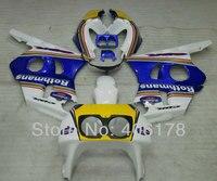 Hot Sales,Custom fairings Motorcycle kit For Honda CBR400RR NC29 90 98 CBR 400 RR 1990 1998 Rothmans Sport Bike Fairings cheap