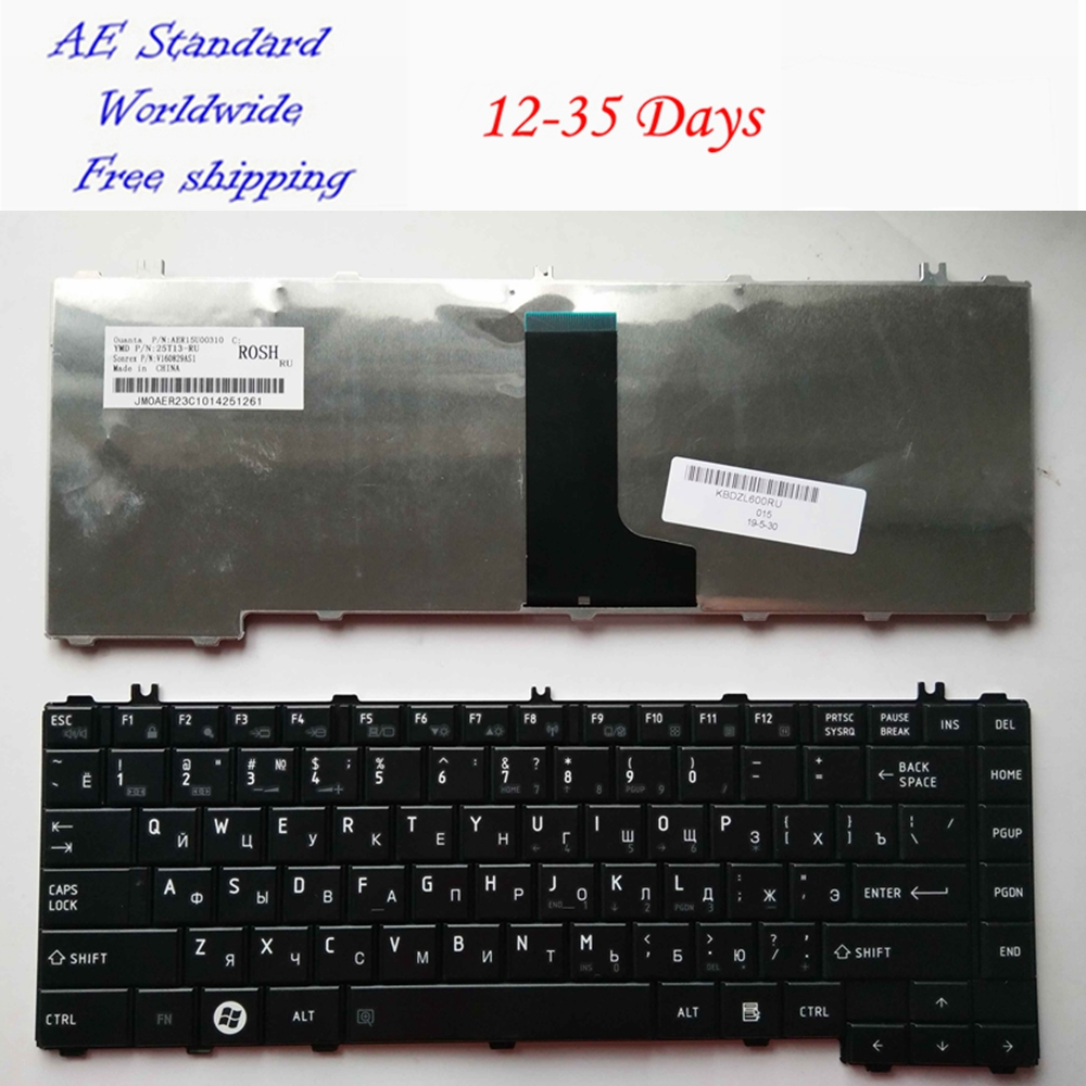 Buy Toshiba Laptop Keyboard L745 And Get Free Shipping On C600 C640 L640 L635 L645 L735 Series