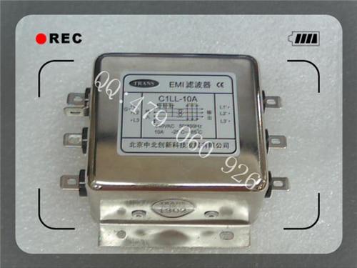 [ZOB] North EMI power filter C1LL-10A  --2pcs/lot[ZOB] North EMI power filter C1LL-10A  --2pcs/lot