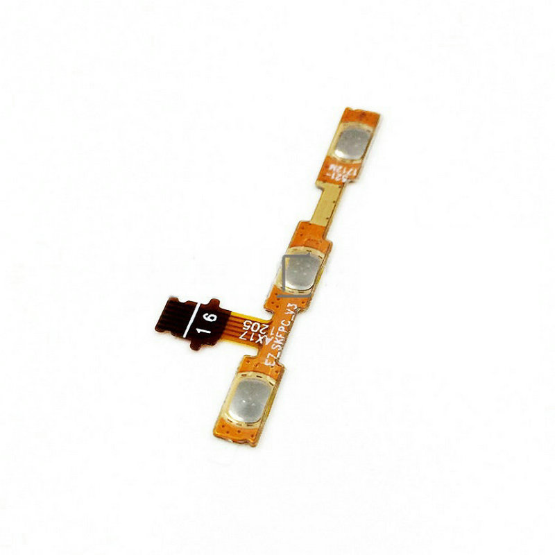 High Quality Volume Button Flex Cable For Xiaomi Redmi 5 5Plus Phone Power On Off Key Flex Cable