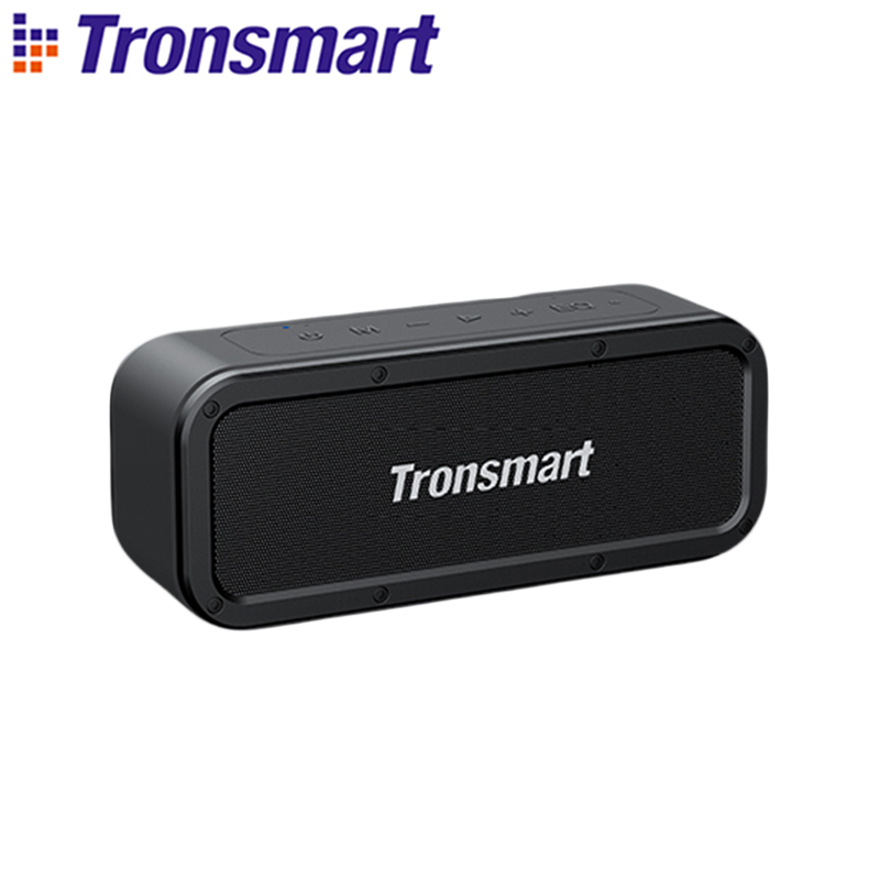 Tronsmart Force Bluetooth Speaker Bluetooth 5.0 Portable Speaker 40W Speakers IPX7 Waterproof with Voice Assistant,TWS,NFC-in Portable Speakers from Consumer Electronics on Aliexpress.com | Alibaba Group