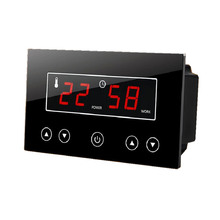 RINGDER FC-110D LED Far Infrared Sauna Room Foot Spa Digital Temperature Controller Countdown Timer Regulator Thermostat