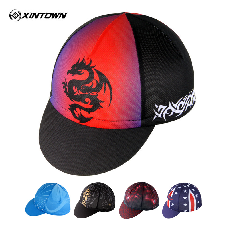 Prix pour Xintown extérieure solaire randonnée vélo caps vélo chapeaux vélo vélo coiffe extérieure sport caps respirant équitation sport