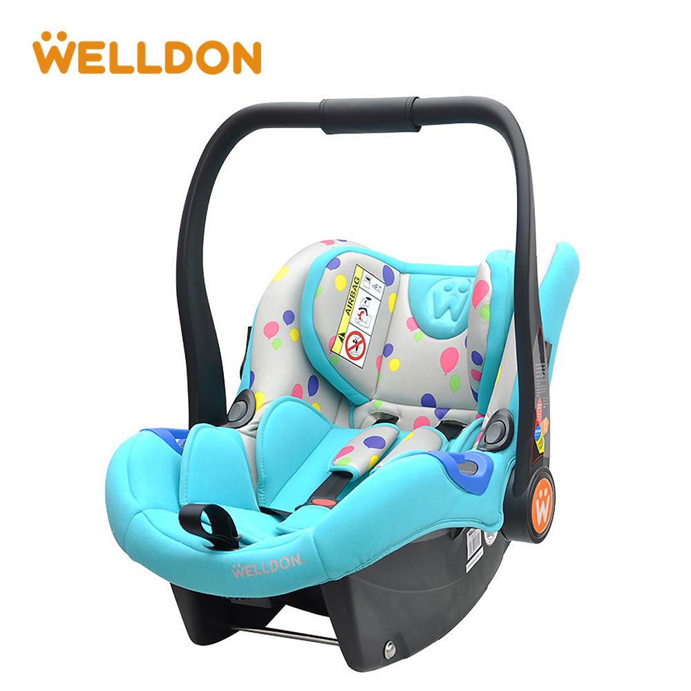 Welldon Child Car Safety Child Safety 0 - 15 Months Old Baby Car Safety Seat Head Protection 3C ECE Certification 3 color baby kid car seat child safety car seat children safety car seat for 9 months 12 year old 3c certification