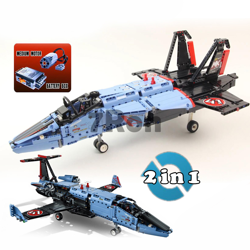 Model Building toys hobbies Compatible With Lego Technic 42066 20031 AIR RACE JET Blocks With Electric Motor Functions Bricks клод изнер мумия из бютт о кай page 5