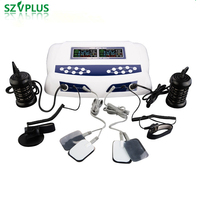 Ion Foot Blood Circulation Detox Machine/ diabetes foot Detox machine Ionic Cleanse Detox Foot Spa massage Machine for Diabetes