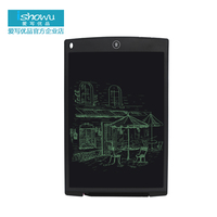 Children S Day Gift Drawing Board Tablet Message Board 12 Inch LCD Screen 6 Color Educational