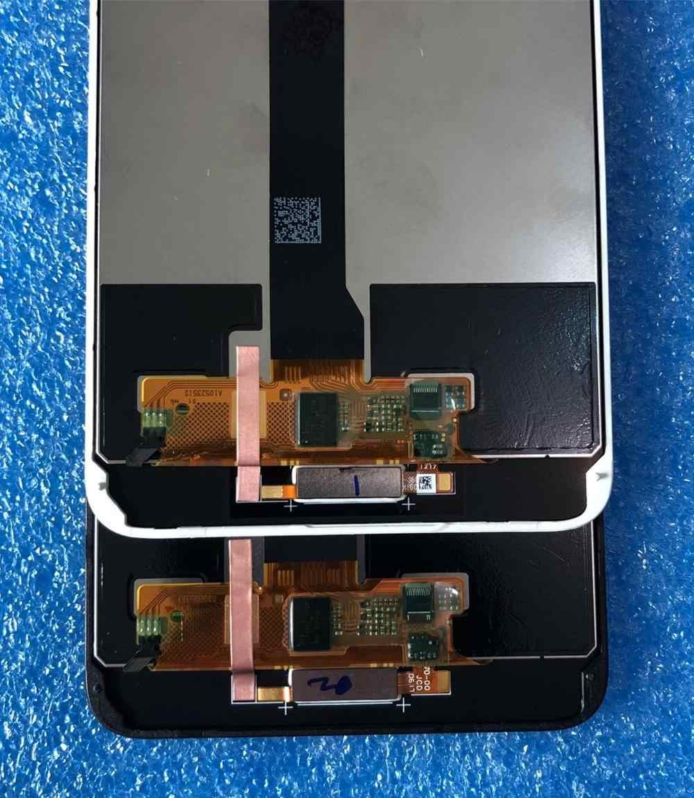 شاشة LCD أصلية لهاتف هواوي P10 Plus p10 plus من Axisinternational مقاس 5.5 بوصة + محول رقمي باللمس مع إطار + بصمة + أدوات