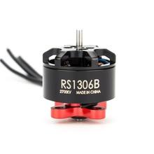 4 ピース/ロット emax RS1306B 2700KV 4000KV ブラシレスレーシングモーター 3 4 s RS1306 バージョン 2 rc fpv レーサー quadcopter