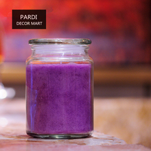 Multi flavour Large jar candle Scented Candle Soothing emotion relaxing candle home decoration 1pc/lot