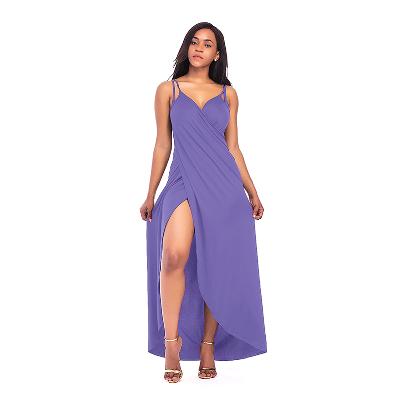 FEMALEE Solid Cardigan Beach Party Dress Cover Up Cross Bandage ...