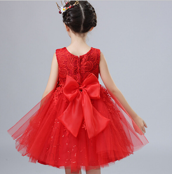 girl christmas dress 2017 new girls fashion lace sprakle tulle christmas party princess dresses toddler girl dresses in dresses from mother kids on - Toddler Girls Christmas Dress