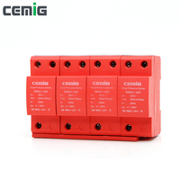 Cemig SMGU1 A25 Gap Type Surge Protector Device SPD A class Lightning Protection Device Lightning Protection