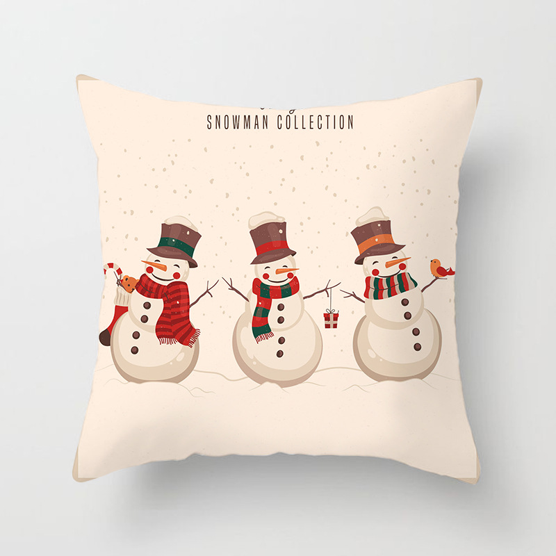 Merry Christmas Decorations For Home Decoration Noel 2018 Christmas Ornaments Christmas 2018 Decor Pillow Case Gifts Xmas Decor  (6)