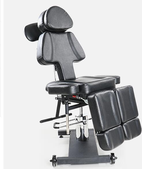Beauty Salon Swivel Chair Back Bench Tattoo Saddle Chair Beauty Chair Technician Pulley Chair.