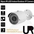 1080 p 2mp câmera 36 pcs ir leds indoor nvr onvif ip câmera ao ar livre projetado para as formigas e hikvision nvr