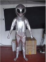 Ohlees custom made Actual real Picture Alien Extraterrestrial character mascot costume cartoon party christmas halloween Fancy