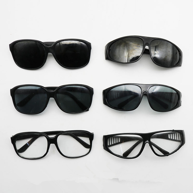 Professional welding glasses Windproof UV Protection Eyewear Bicycle Motorcycle Sunglasses welding Accessories