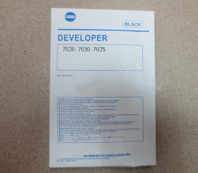 1Pcs Compatible Developer For Minolta 7020 7022 7030 7130 7025 Copier Parts 1pcs compatible developer for minolta 7020 7022 7030 7130 7025 copier parts