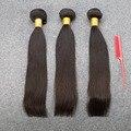 Peruvian Virgin Hair Straight Virgin Human Hair Weave Bundles 3PC Rosa Hair Products Peruvian Straight Virgin Hair Bundle Deals