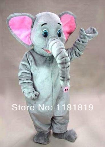 MASCOT Big Elephant mascot kostym anpassad fancy kostym anime cosplay kit mascot tema fancy dress karneval kostym