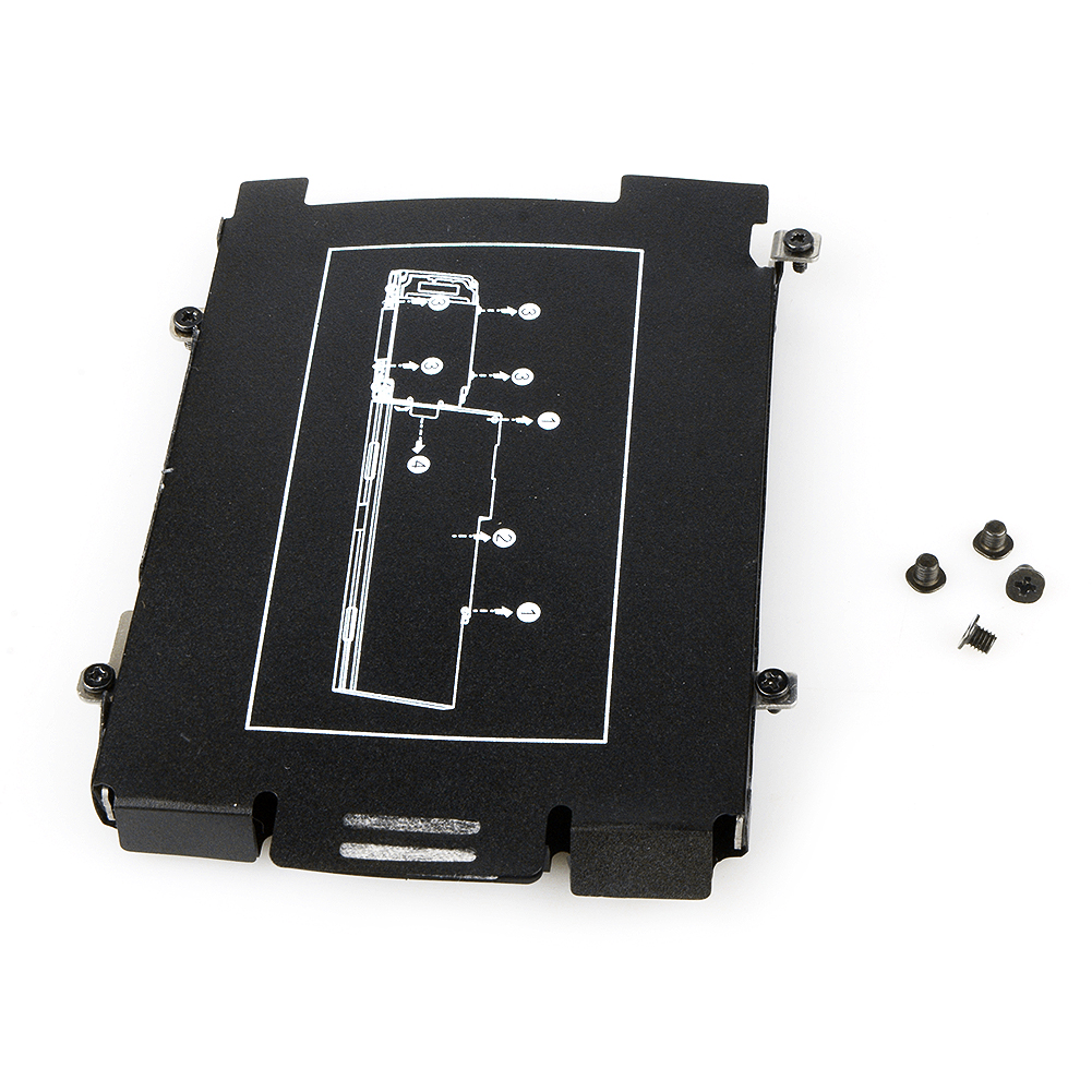 Laptop HDD Caddy For <font><b>HP</b></font> EliteBook 720 725 740 745 750 755 <font><b>820</b></font> 840 850 <font><b>G3</b></font> ZBOOK 14 15 17 15U <font><b>G3</b></font> G4 Bracket Computer Accessories image
