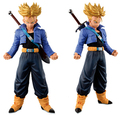 NEW hot 19 cm Dragonball Dragon ball z Trunks Super saiyan action figure coleção de brinquedos de presente de Natal