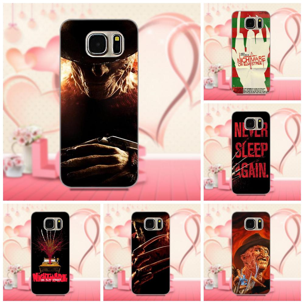 Oedmeb Nightmare On Elm Street For Xiaomi Redmi 5 4A 3 3S Pro Mi4 Mi4i Mi5 Mi5S Mi Max Mix 2 Note 3 4 Plus Soft TPU Case