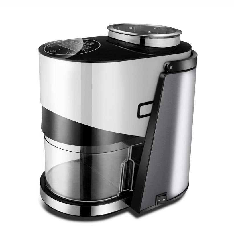 Fully automatic intelligent Household Oil press Hot and cold pressed Small and medium stainless steel Peanut oil Soybean oil